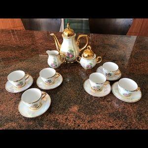 Other - Euro Porcelain Vintage Coffee Set